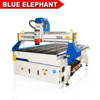 1224 Woodworking Cnc Cutting Router Wood  Router   Machine 3d For Kitchen Cabinets