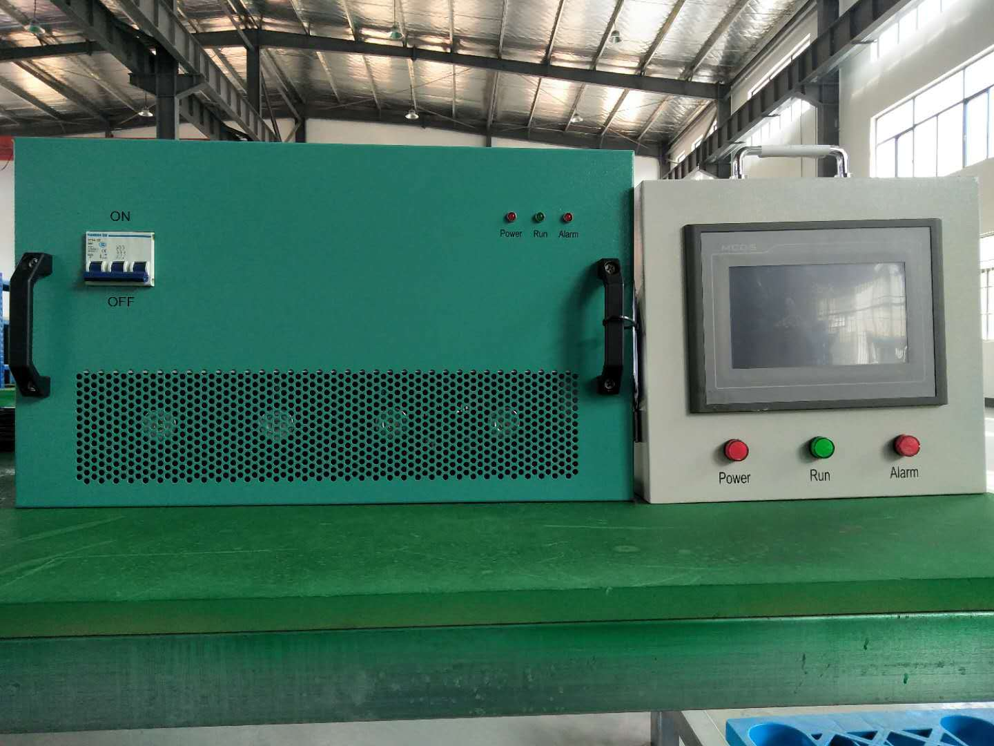 Industrial Electroplating Rectifiers