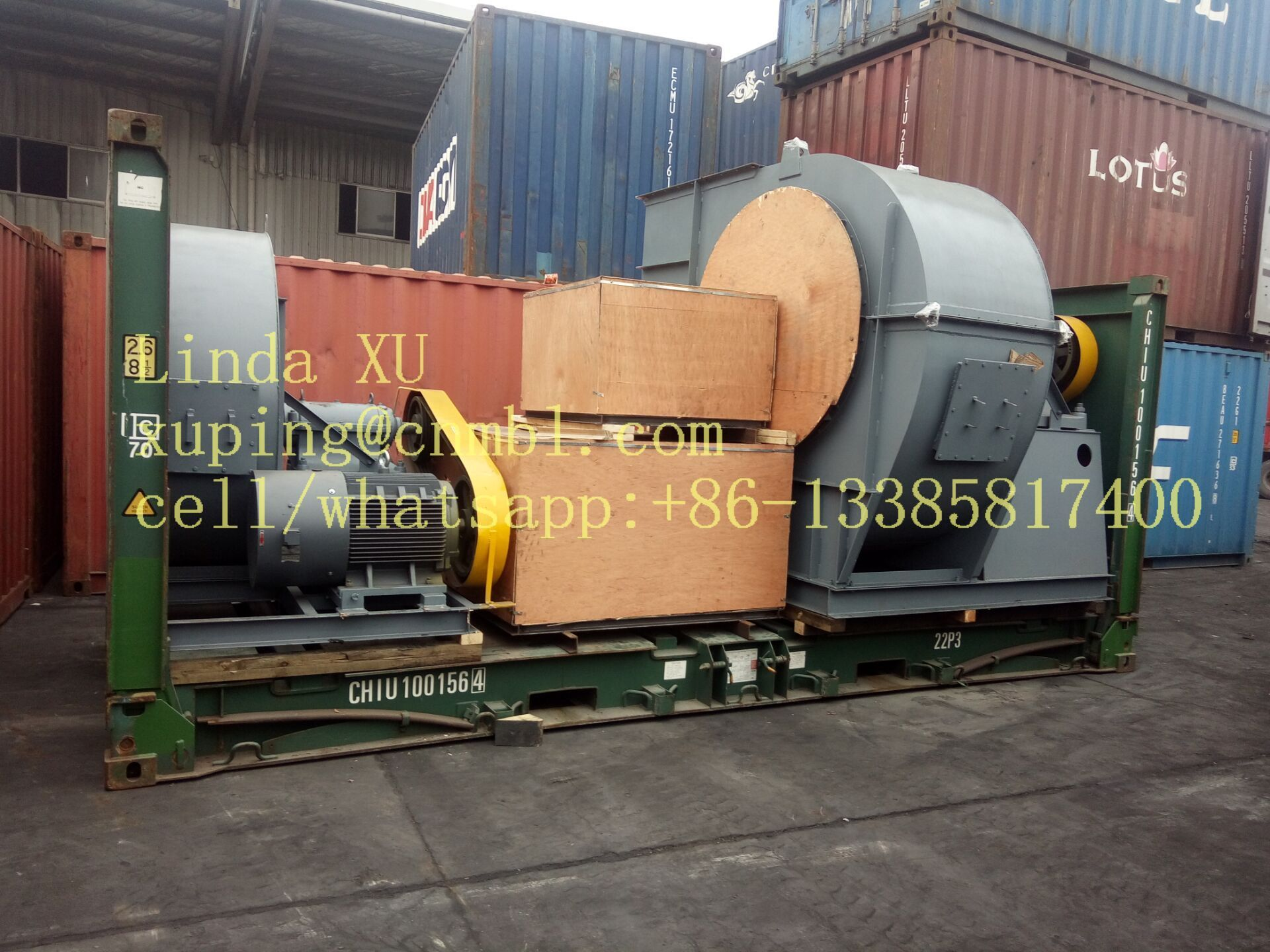 Coal Fired Burner