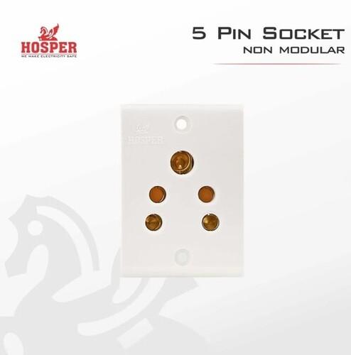 5 pin Socket PC Hosper