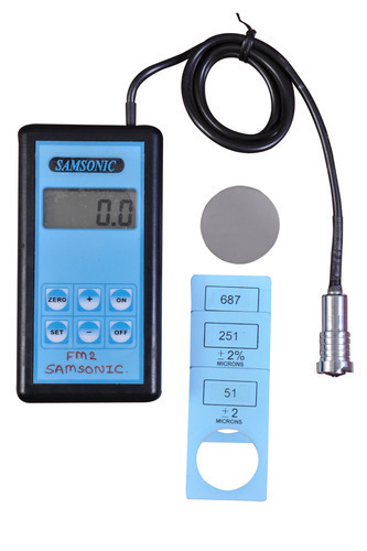 Digital Coating Gauge FM2