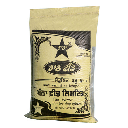 Raath No 1 Cattle Feed