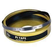 600-900 Pie Tape - USA