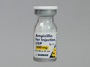 Ampicillin Sodium Sterile