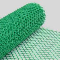 PVC MESH NET( hexa plastic net )
