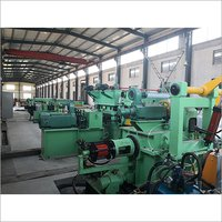 Metal Sheet Coil Combined Cutting to Length Machine