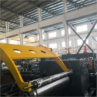 Sheet Metal Slitting Cutting to Length