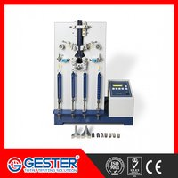 Zipper Fatigue Tester