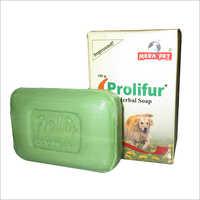 Prolifur Herbal Dog Soap