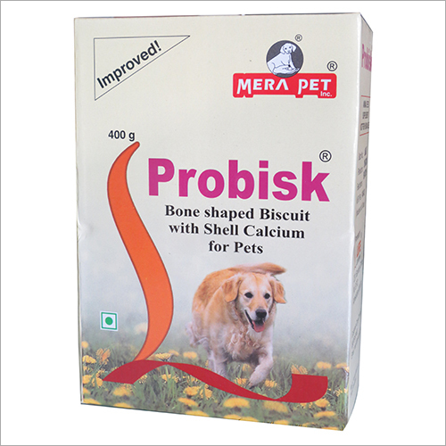 Bone Shaped Biscuit For Pets