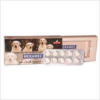 Dog Meramec Ivermectin Tablets