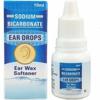 Sodium Bicarbonate Ear drops