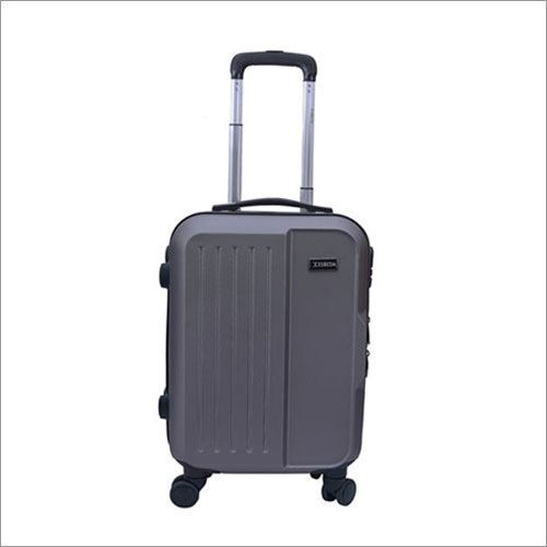 Solid Pattern Cabin Luggage Bag