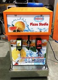 3  FLAVOR SODA MACHINE