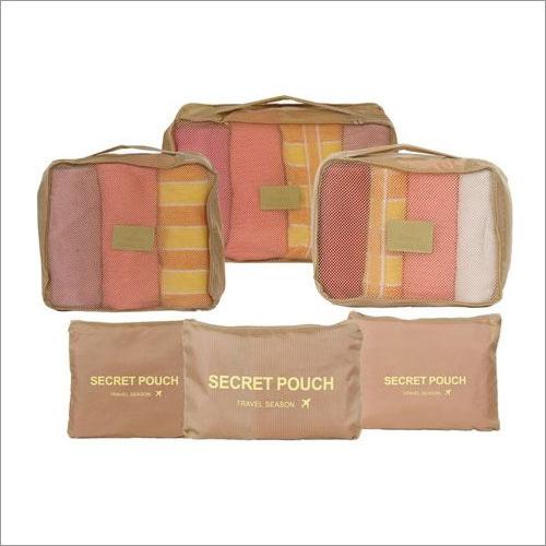 Garment Apricot Bag
