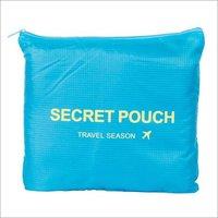 Sky Blue Garment Bag