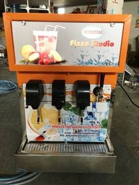 4 FLAVOR SODA MACHINE