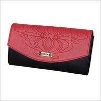 Ladies Red Clutches