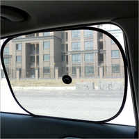 Window Screen Car Sunshade