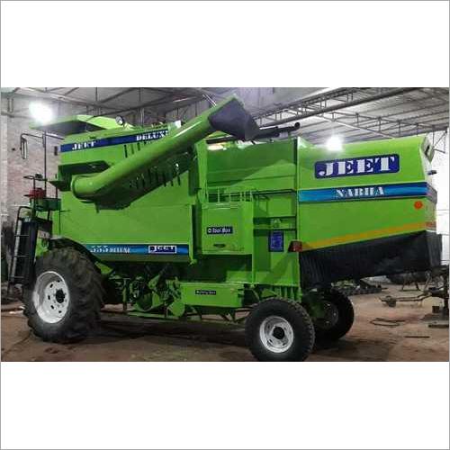 Combine Industrial Harvester