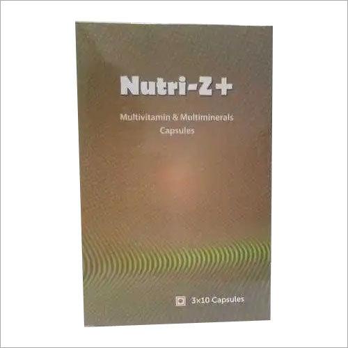 Nutri - Z+ Capsules