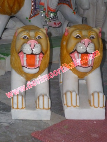 Marble Animals Statue