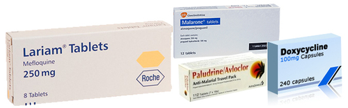 Anti Malaria Tablets