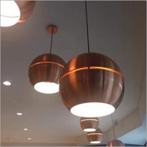 Designer Round Hanging Light