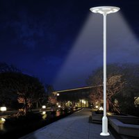 5000 Lumens Fully Automatic Remote Controlled LED Solar Landscape Light