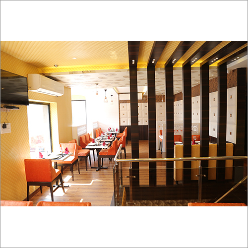 Restaurant Interior Decoration Service