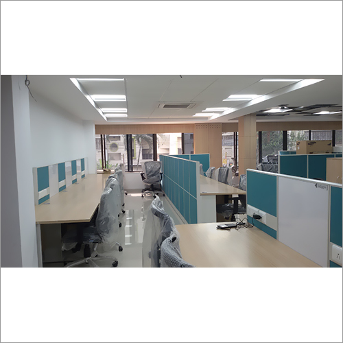 Industrial Office Interior Designing Service