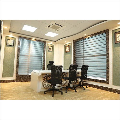 Modular Office Interior Desiging Service