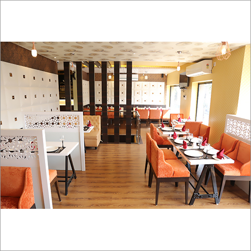 Restaurant Interior Desiging Service
