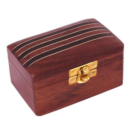 Handmade Wooden Jewellery Box
