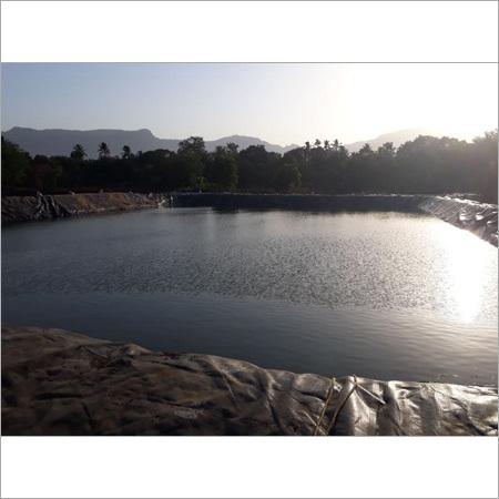ISI Mark HDPE Pond Lining