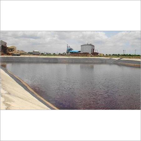 ISI Mark  HDPE Black Pond Liner