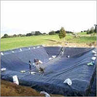 ISI Mark  Plastic Pond Liner