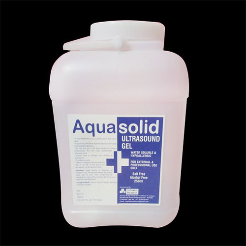 Aquasolid Ultrasound Gel