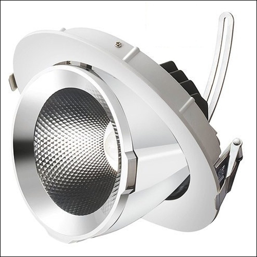 LED Zoom COB Light