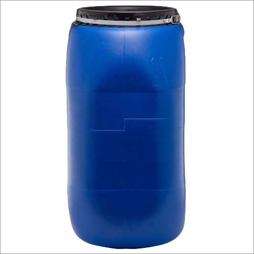 UN approved HDPE Blue Drum