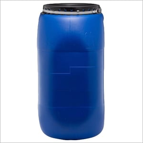 UN approved HDPE Blue Drum