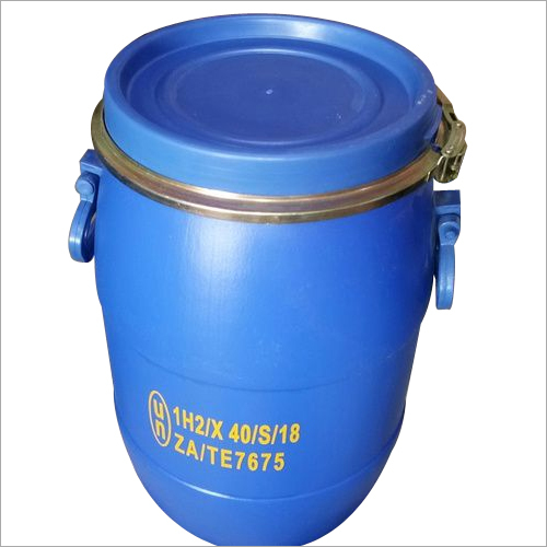 UN Approved 40 Ltr Open Top Drum