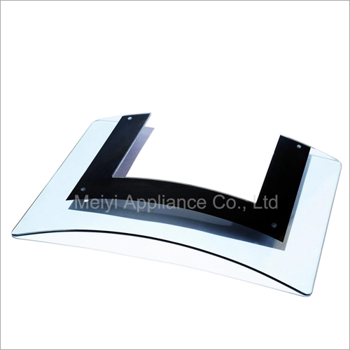 Kitchen Chimney Tempered Glass