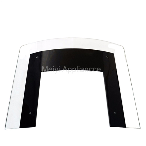 Cooker Hood Tempered Glass