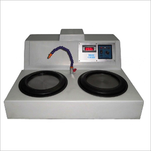 Disc Polishing Machine