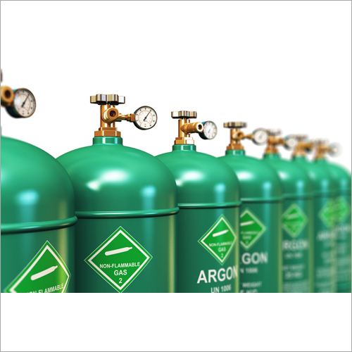 Industrial Argon Gas
