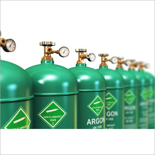 Industrial Argon Gas