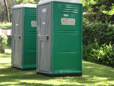 FRP Prefabricated Toilets