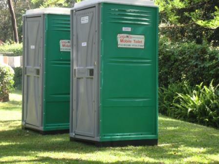 FRP Prefabricated Toilets