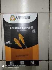VENUS REUSABLE EAR PLUGS